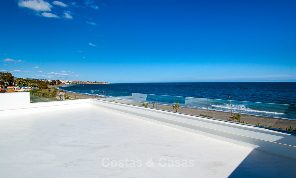 Exclusive New, Modern Beachfront Apartments for sale, New Golden Mile, Marbella - Estepona 2989