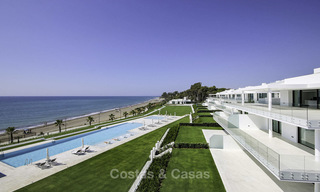 Exclusive New, Modern Beachfront Apartments for sale, New Golden Mile, Marbella - Estepona 18735