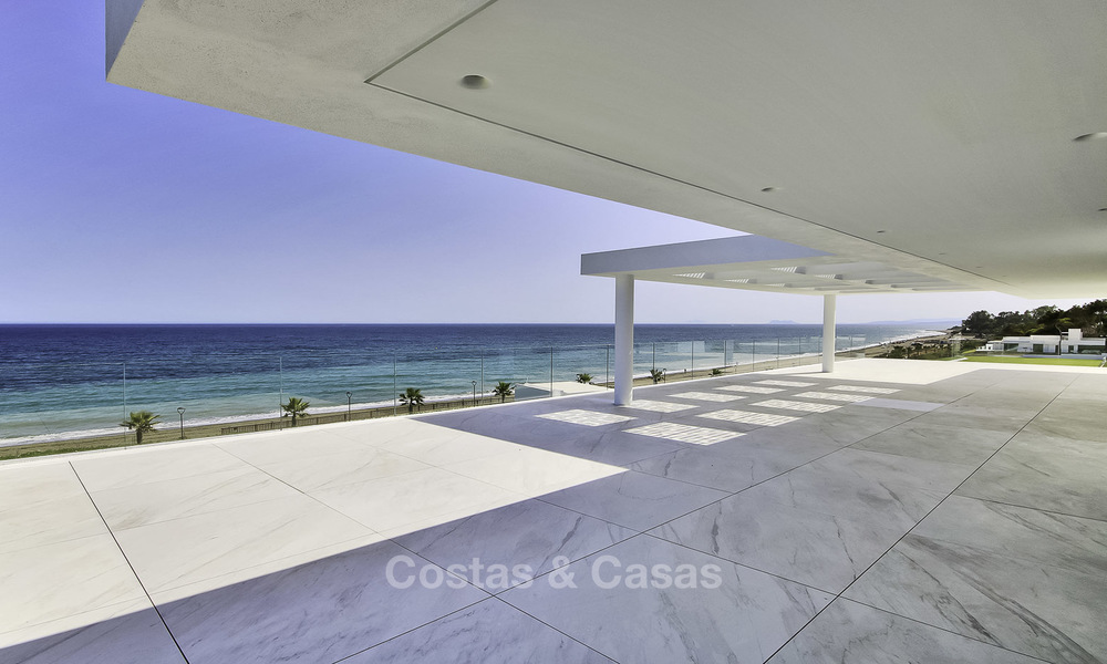 Exclusive New, Modern Beachfront Apartments for sale, New Golden Mile, Marbella - Estepona 18746