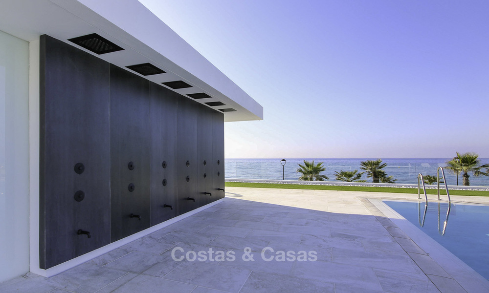 Exclusive New, Modern Beachfront Apartments for sale, New Golden Mile, Marbella - Estepona 18768