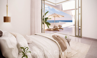 New Beachfront Development of Modern Apartments for sale in Mijas Costa. Completed! Last units! Ready to move in. 28130