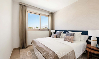 New Beachfront Development of Modern Apartments for sale in Mijas Costa. Completed! Last units! Ready to move in. 28149