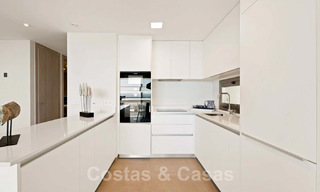 New Beachfront Development of Modern Apartments for sale in Mijas Costa. Completed! Last units! Ready to move in. 28156