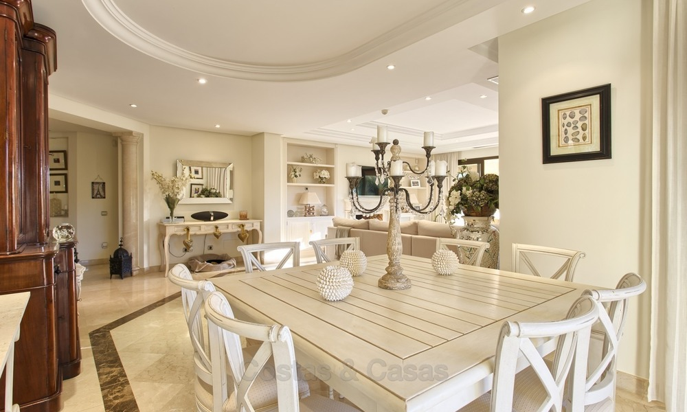 Priced to Sell! Luxurious Ground Floor Apartment with Private Pool in Aloha, Nueva Andalucia, Marbella 1356