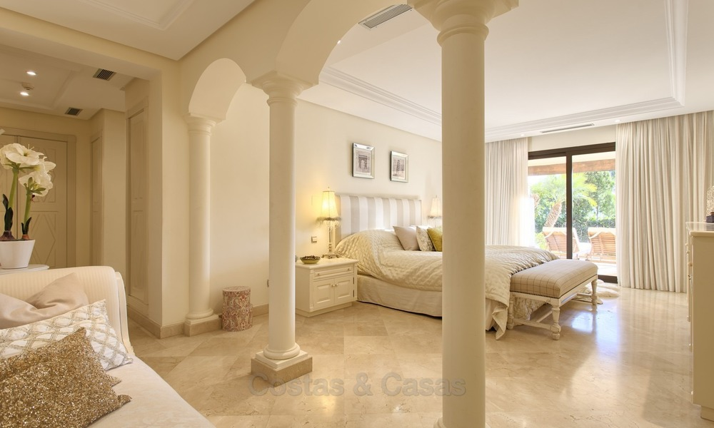 Priced to Sell! Luxurious Ground Floor Apartment with Private Pool in Aloha, Nueva Andalucia, Marbella 1362