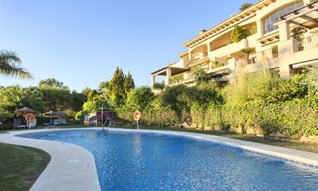 Priced to Sell! Luxurious Ground Floor Apartment with Private Pool in Aloha, Nueva Andalucia, Marbella 1370