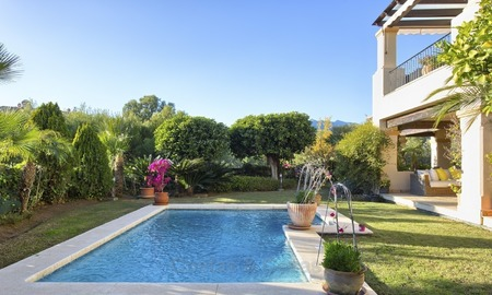 Priced to Sell! Luxurious Ground Floor Apartment with Private Pool in Aloha, Nueva Andalucia, Marbella 1383