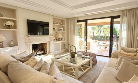 Priced to Sell! Luxurious Ground Floor Apartment with Private Pool in Aloha, Nueva Andalucia, Marbella 1392