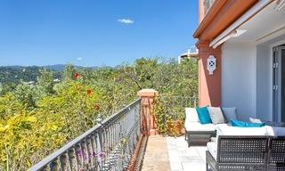 Elevated Ground Floor Apartment with Panoramic Sea views for sale in Benahavis, Marbella 1574