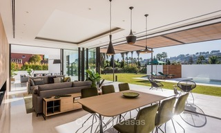 New, Ultra-Modern Villa with Golf views for sale in Nueva Andalucía, Marbella 1421