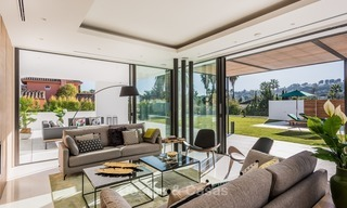 New, Ultra-Modern Villa with Golf views for sale in Nueva Andalucía, Marbella 1422