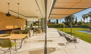 New, Ultra-Modern Villa with Golf views for sale in Nueva Andalucía, Marbella 1424