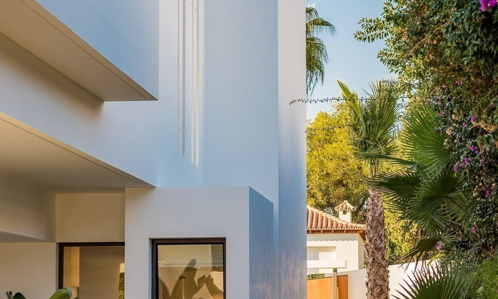 New, Ultra-Modern Villa with Golf views for sale in Nueva Andalucía, Marbella 1427