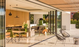New, Ultra-Modern Villa with Golf views for sale in Nueva Andalucía, Marbella 1429