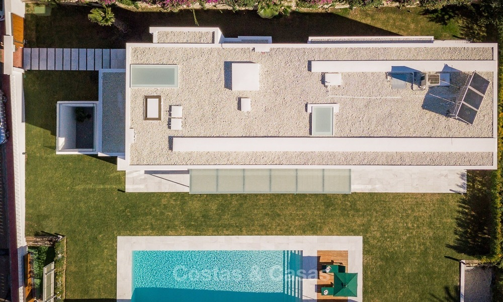 New, Ultra-Modern Villa with Golf views for sale in Nueva Andalucía, Marbella 1436