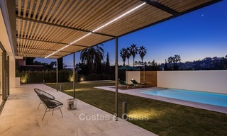 New, Ultra-Modern Villa with Golf views for sale in Nueva Andalucía, Marbella 1437