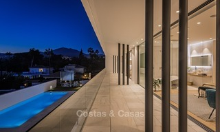 New, Ultra-Modern Villa with Golf views for sale in Nueva Andalucía, Marbella 1440