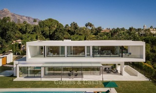 New, Ultra-Modern Villa with Golf views for sale in Nueva Andalucía, Marbella 1445