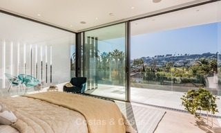 New, Ultra-Modern Villa with Golf views for sale in Nueva Andalucía, Marbella 1446