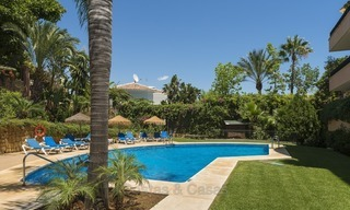 Luxury Penthouse apartment for sale in Gated Community with Panoramic sea and golf views in Rio Real, Marbella 1469