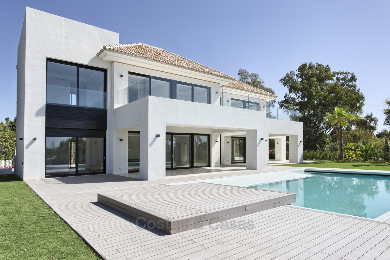 Brand new beachside contemporary style villa for sale ready to move in fullscreen