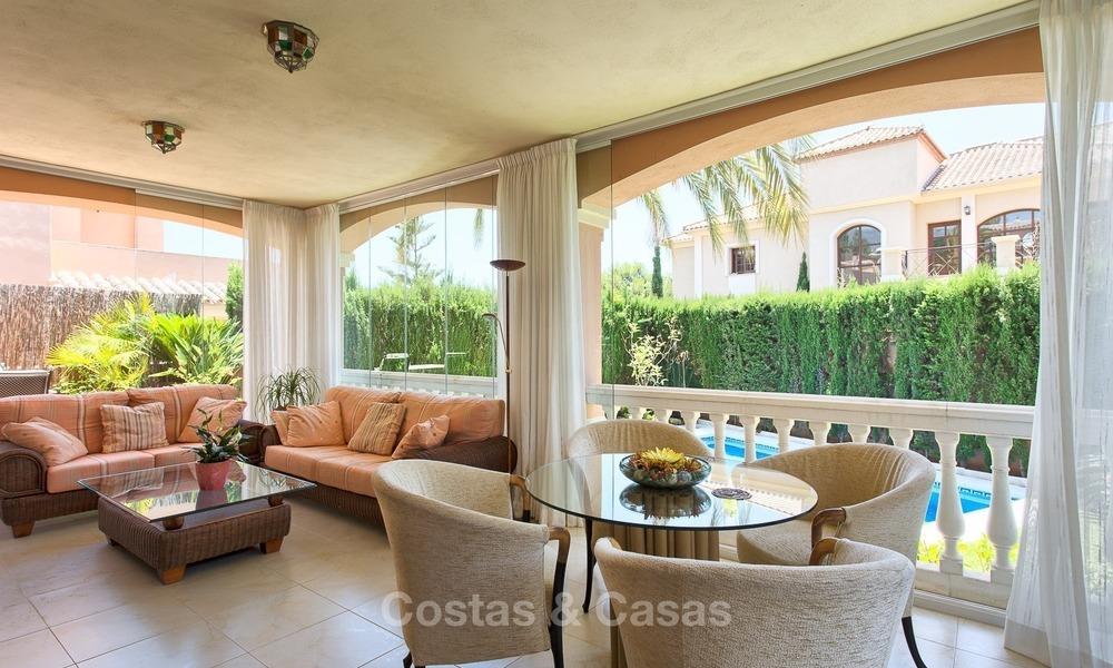Spacious Villa for sale, walking distance to the Centre of Marbella and the Beach 1631