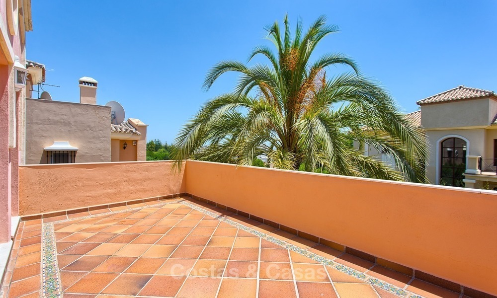 Spacious Villa for sale, walking distance to the Centre of Marbella and the Beach 1651