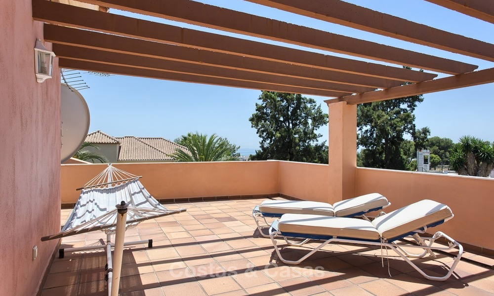 Spacious Villa for sale, walking distance to the Centre of Marbella and the Beach 1653