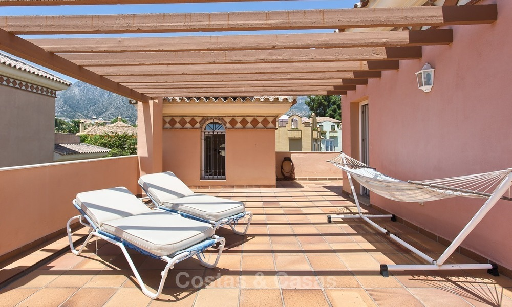 Spacious Villa for sale, walking distance to the Centre of Marbella and the Beach 1654
