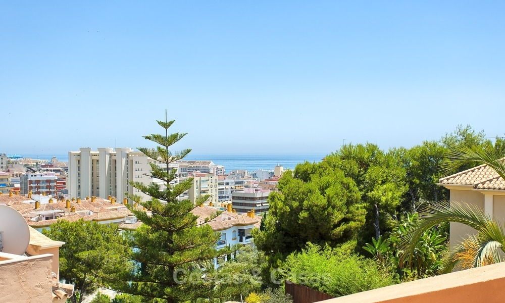 Spacious Villa for sale, walking distance to the Centre of Marbella and the Beach 1655