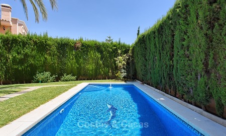 Spacious Villa for sale, walking distance to the Centre of Marbella and the Beach 1657