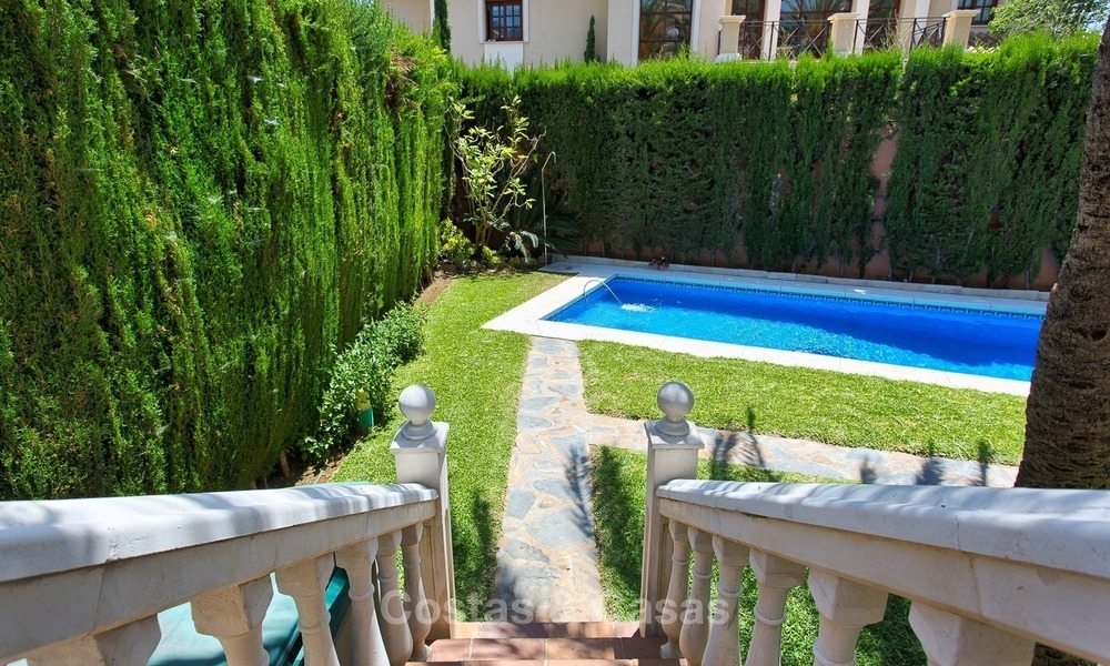 Spacious Villa for sale, walking distance to the Centre of Marbella and the Beach 1659