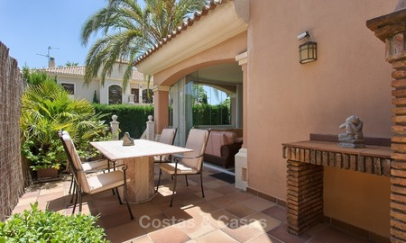 Spacious Villa for sale, walking distance to the Centre of Marbella and the Beach 1660