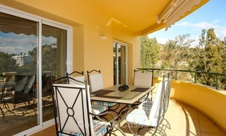 Luxury Golf Apartment for sale with sea views in Rio Real in Marbella 1776