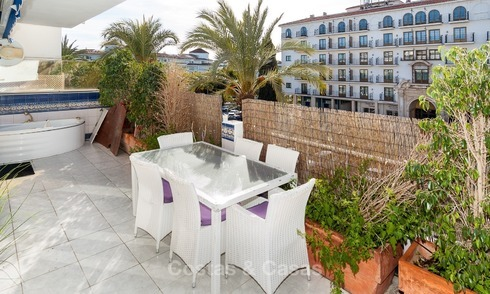 Investment Property for sale in Small Gated Community in Nueva Andalucía, near Puerto Banus, Marbella 1833