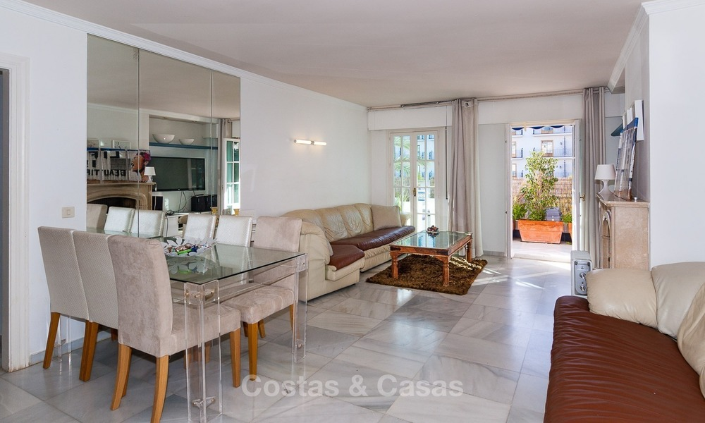 Investment Property for sale in Small Gated Community in Nueva Andalucía, near Puerto Banus, Marbella 1831