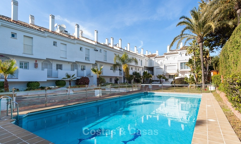 Investment Property for sale in Small Gated Community in Nueva Andalucía, near Puerto Banus, Marbella 1823