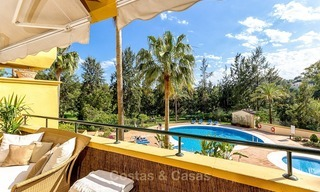 Front line Golf Luxury Apartment for sale in a Gated Community in Rio Real, Marbella 1857