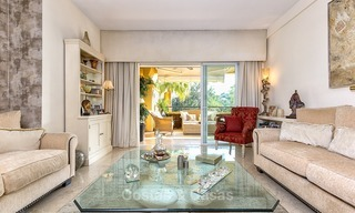 Front line Golf Luxury Apartment for sale in a Gated Community in Rio Real, Marbella 1859