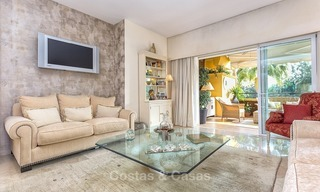 Front line Golf Luxury Apartment for sale in a Gated Community in Rio Real, Marbella 1860