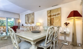 Front line Golf Luxury Apartment for sale in a Gated Community in Rio Real, Marbella 1861