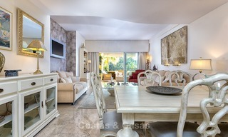 Front line Golf Luxury Apartment for sale in a Gated Community in Rio Real, Marbella 1862