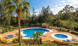 Front line Golf Luxury Apartment for sale in a Gated Community in Rio Real, Marbella 1884
