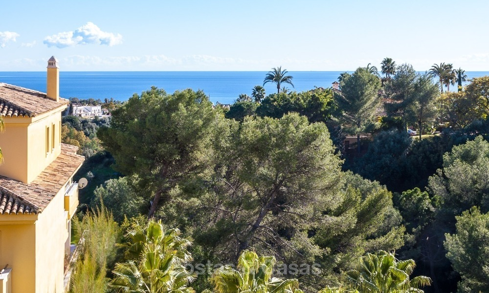 Luxury apartment for sale in Sierra Blanca, on The Golden Mile, Marbella 1922