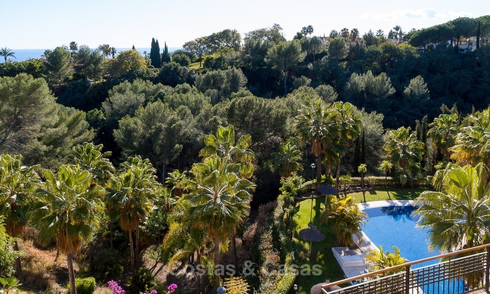 Luxury apartment for sale in Sierra Blanca, on The Golden Mile, Marbella 1923