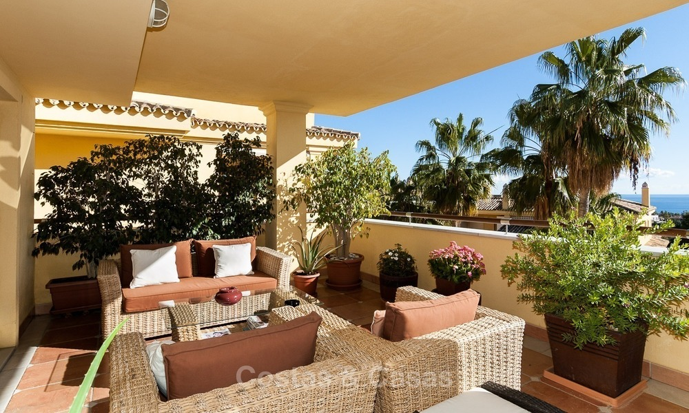 Luxury apartment for sale in Sierra Blanca, on The Golden Mile, Marbella 1925