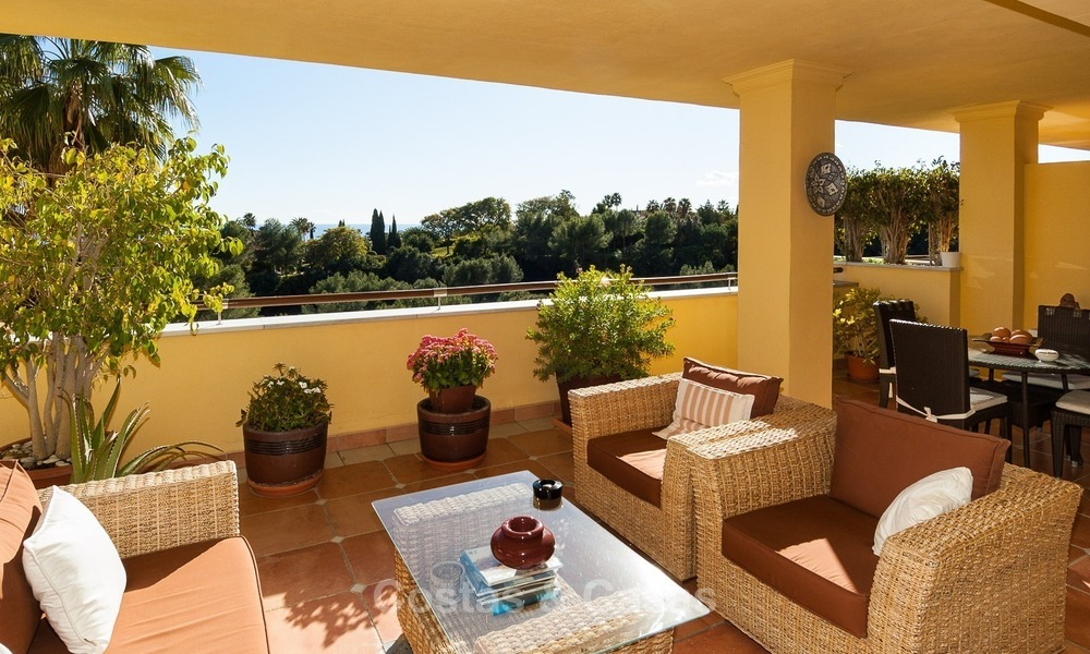 Luxury apartment for sale in Sierra Blanca, on The Golden Mile, Marbella 1927