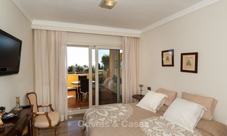 Luxury apartment for sale in Sierra Blanca, on The Golden Mile, Marbella 1930