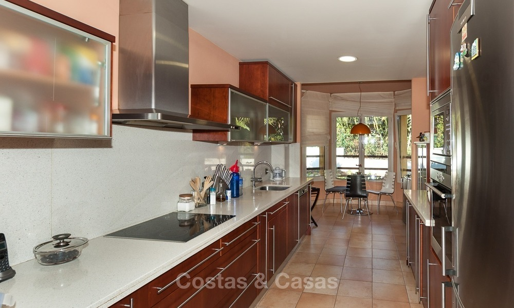 Luxury apartment for sale in Sierra Blanca, on The Golden Mile, Marbella 1932
