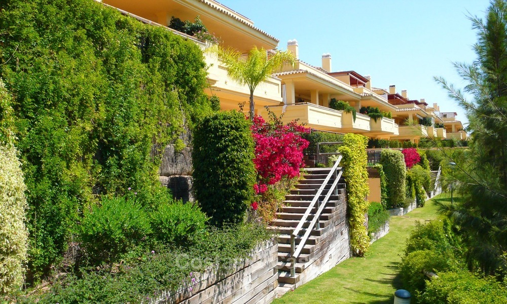 Luxury apartment for sale in Sierra Blanca, on The Golden Mile, Marbella 1952